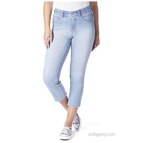 Jag Jeans Women's Ruby Straight Crop