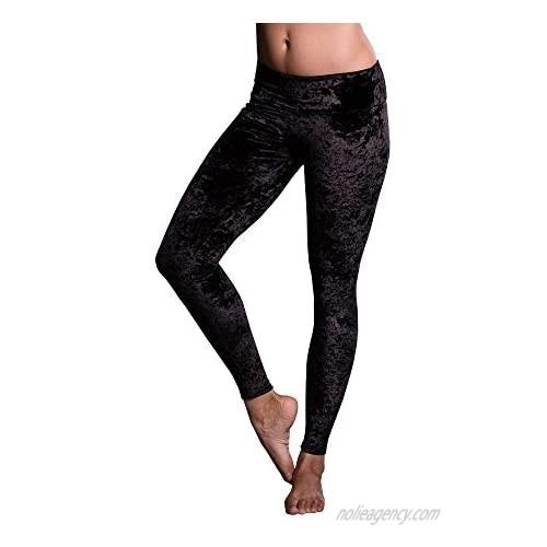 Onzie Hot Yoga Leggings 209 Black Velvet