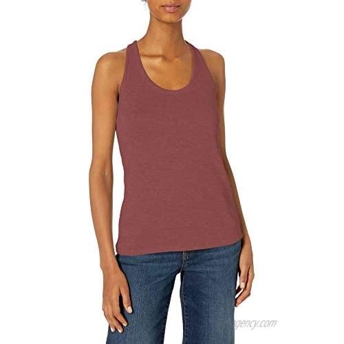 Brand - Daily Ritual Women's Lightweight Sandwashed Modal Blend Cross-Back Tank Top