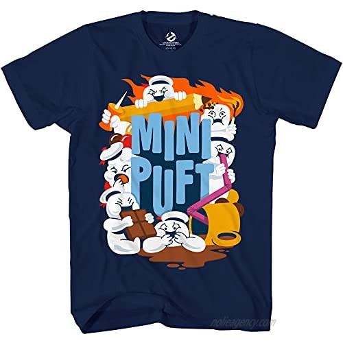 Ghostbusters Afterlife Mini Stay Puft Marshmallow Man T-Shirt