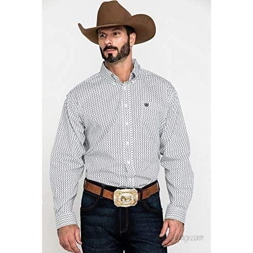 Cinch Men's Long Sleeve Western Shirt