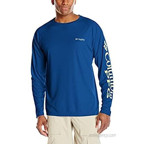 Columbia Men's PFG Terminal Tackle Long-Sleeve Shirt