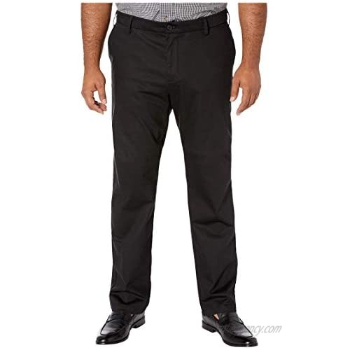 Dockers Men's Big and Tall Modern Tapered Fit Signature Khaki Lux Cotton Stretch Pants